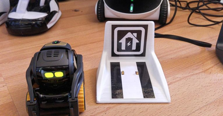 3D Printed Vector Charger