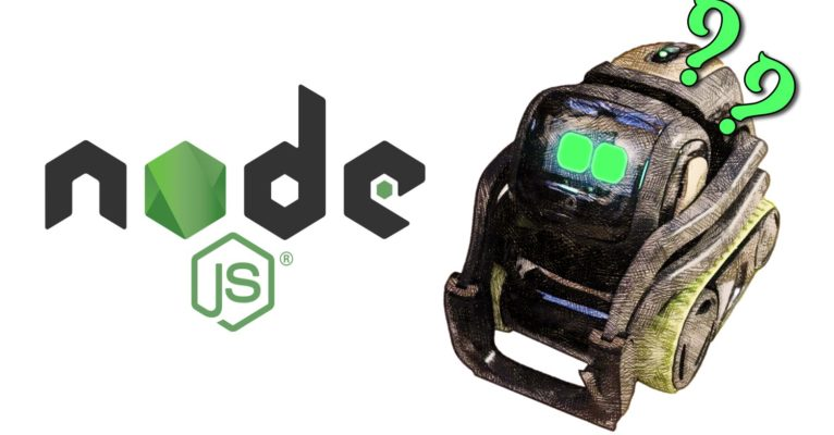 Vector Escape Pod and node.js