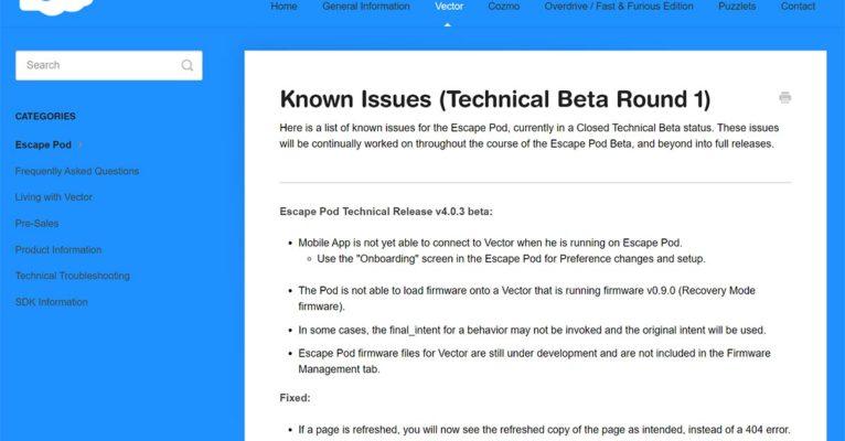 """Escape Pod """"Beta"""" 4.0.3 released"""