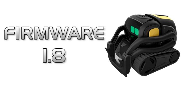 Firmware 1.8 update announced – don't expect much